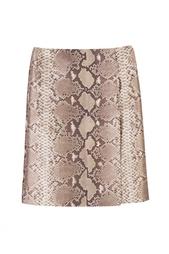 Хлопковая юбка Tory Burch