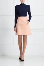 Однотонная юбка Cedric Charlier