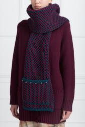 Шерстяной шарф 7II