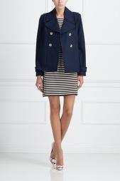 Шерстяное пальто Juicy Couture