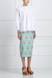 Хлопковая юбка Modesto Stella Jean