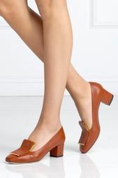 Кожаные туфли Sharon Charlotte Olympia