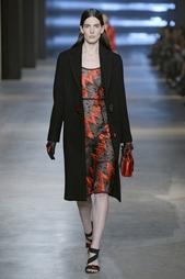 Платье с вышивкой Christopher Kane