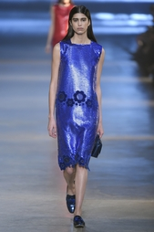 Прямое платье Christopher Kane
