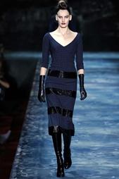 Платье с вышивкой Marc Jacobs