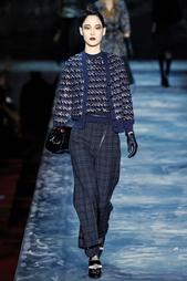 Шерстяной кардиган с вышивкой Marc Jacobs