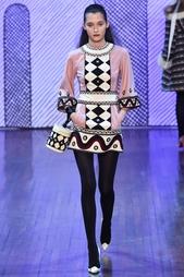 Шерстяное платье FOKINE Olympia Le Tan