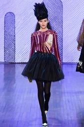 Хлопковая юбка PREOBRAJENSKA Olympia Le Tan