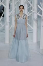 Платье в пол Delpozo