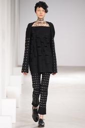 Блузка с разрезами Junya Watanabe