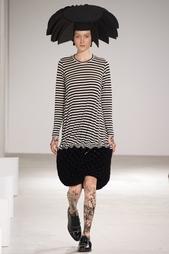 Прямое платье Junya Watanabe