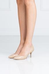 Туфли из лакированной кожи Match Jimmy Choo