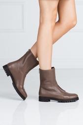 Кожаные ботинки Hatcher Jimmy Choo