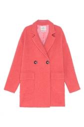 Шерстяное пальто Kriskros Essentiel