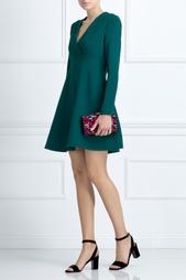 Платье с V-образным вырезом Kroepoek Essentiel