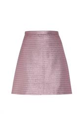 Однотонная юбка Carven
