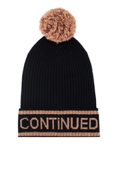 Шерстяная шапка American Retro