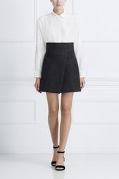 Однотонная юбка Bruuns Bazaar