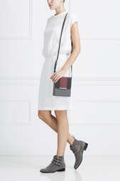 Однотонное платье BZR by Bruuns Bazaar