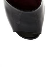 Босоножки из лакированной кожи Marc Jacobs