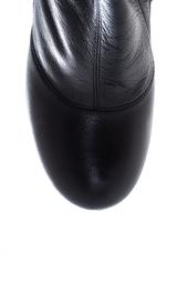 Кожаные ботфорты Marc Jacobs