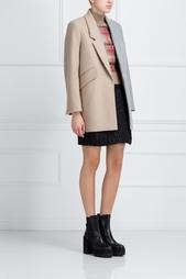 Шерстяное пальто Carven