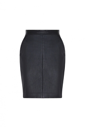 Кожаная юбка Natalia Gart