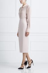 Однотонная юбка Natalia Gart