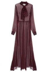 Шелковое платье Au Jour Le Jour
