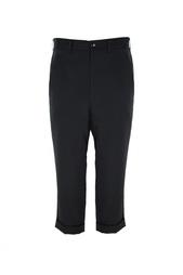 Однотонные брюки Comme Des Garcons Comme Des Garcons