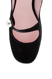 Туфли с кристаллами Giamba