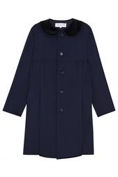 Шерстяное пальто Comme Des Garcons Girl