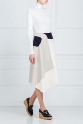 Шерстяная юбка Tibi