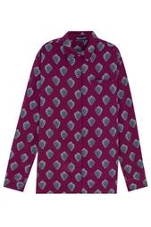 Шелковая рубашка Markus Lupfer