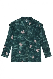 Шелковая блузка Alena Akhmadullina