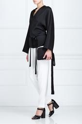 Однотонные брюки 10 Crosby Derek Lam