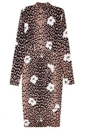 Шелковое платье Kabbey Essentiel