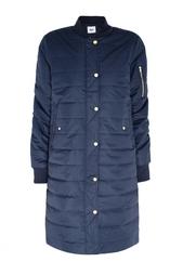 Однотонное пальто BZR by Bruuns Bazaar