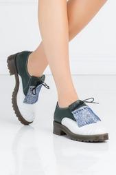 Кожаные ботинки Kentaro Essentiel