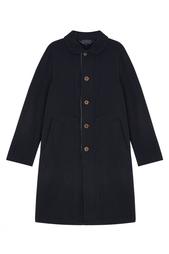 Однотонное пальто Comme Des Garcons Comme Des Garcons