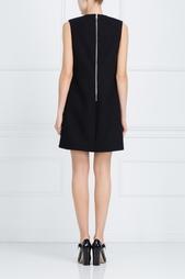 Шерстяное платье с пайетками Markus Lupfer