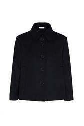 Шерстяное пальто Victoria Beckham