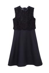 Хлопковое платье Valentino