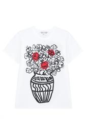 Хлопковая футболка Comme Des Garcons Comme Des Garcons