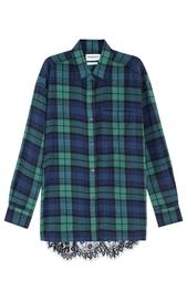 Хлопковая рубашка Kristopher Essentiel