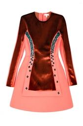 Шерстяное платье Delpozo