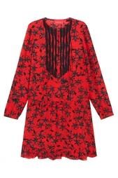 Шелковое платье Zadig&Voltaire