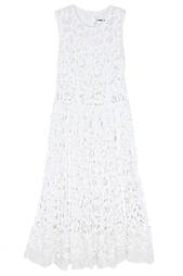 Хлопковое платье Comme des Garcons