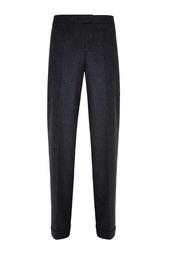 Шерстяные брюки Michael Kors