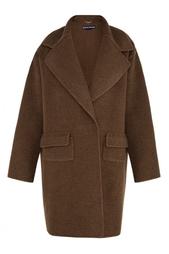 Кашемировое пальто Rochas